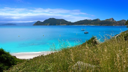 PPHRYN The Cies Islands are home to some of Spain's best hidden beaches