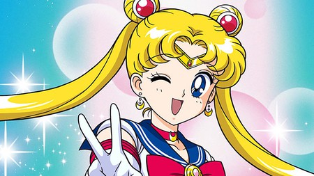 Sailor Moon's opening theme 'Moonlight Densetsu' is a real earworm