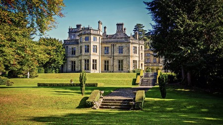 Explore the landscaped gardens and 4x4 off-road experiences offered by the Pale Hall Hotel