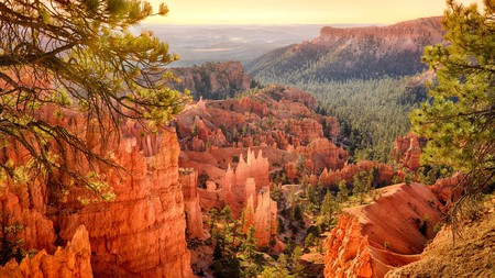Don't miss sunset at Bryce Canyon National Park