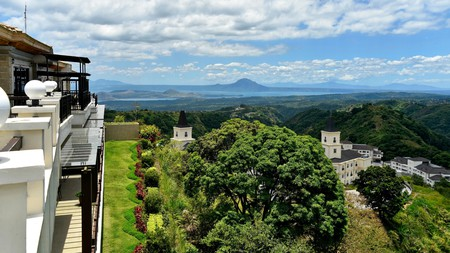 Tagaytay's scenic views and cool climate make it an ideal escape from the city