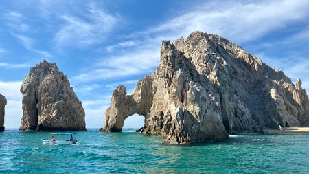 The Arch of Cabo San Lucas is well worth the boat trip