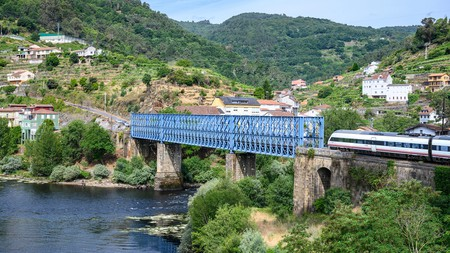 You get to see so much more of Spain when you travel by train