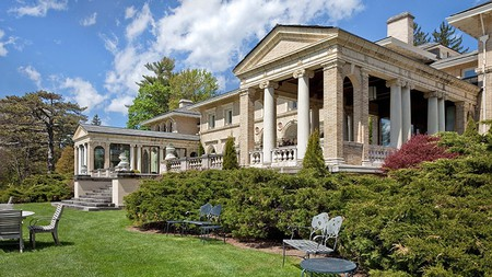 Berkshires hotels such as Wheatleigh offer relaxation, luxury and delicious food in a lush setting