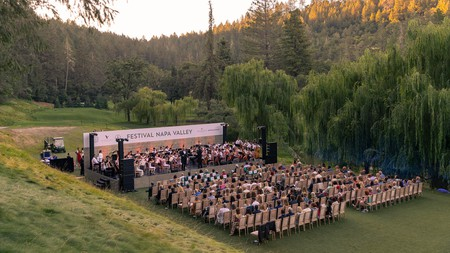 The Festival Napa Valley brings the arts to all with world-class performances throughout the region