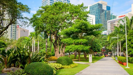 The Philippines are a safe, green and, sometimes, temperate place, making them ideal if you're looking to relocate