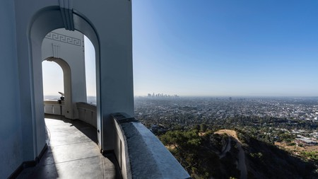 Take in expansive views of Los Angeles from the Griffith Observatory
