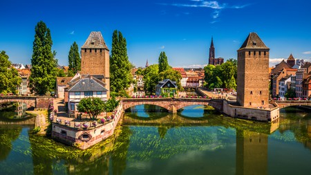 Strasbourg's beautiful architecture draws in visitors year after year
