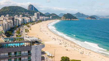 Rio de Janeiro is famous around the world for the glamour of its sun-kissed shores