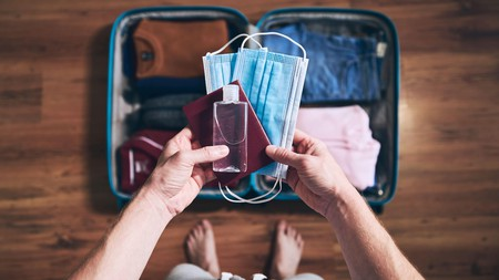 Check what's required before you leave home, as well as the requirements of the country you're visiting