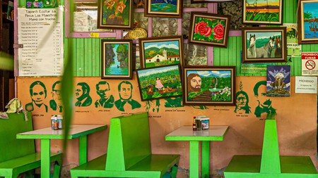 When exploring Costa Rica, head down to a local soda and experience authentic Costa Rican cuisine