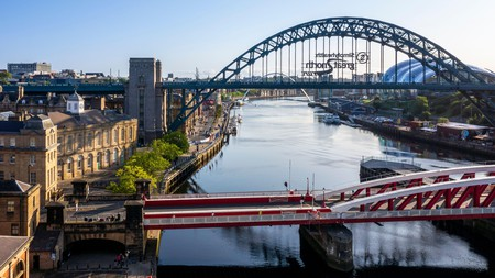 Bustling Newcastle upon Tyne offers plenty to keep you entertained on a budget