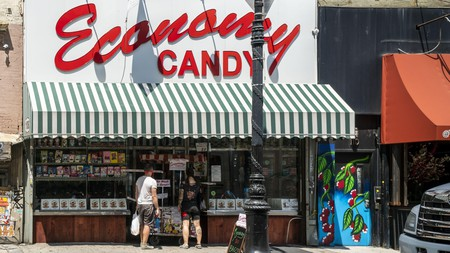 Economy Candy is part of the historical fabric of the Lower East Side