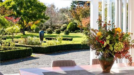 Relax in manicured surroundings at the luxury Amuri Villas in Clive, near Hastings