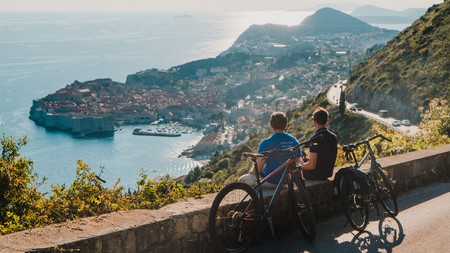 Exploring Croatia on two wheels is a great way to see all this fascinating country has to offer, including the medieval city of Dubrovnik