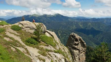 Put on your hiking boots and explore Borjomi-Kharagauli National Park