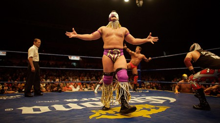 Watch a Mexican wrestling show at the Arena México in Mexico City