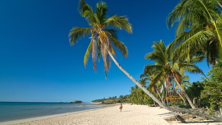 Nosy Be is the top beach destination in Madagascar thanks to picturesque stretches of sand such as Andilana beach