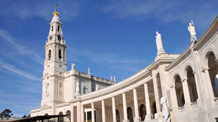 Make sure to visit the Sanctuary of Fátima on your next trip to Portugal