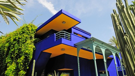 The Museum of Islamic Arts at The Jardin Majorelle, Marrakech