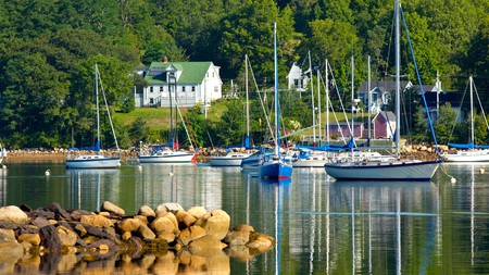Mahone Bay is the epitome of Nova Scotian charm and one of the province's prettiest towns