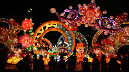 The Chinese Mid-Autumn Festival is the second most important holiday in China