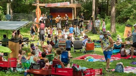 Philadelphia Folk Festival has been going for 60 years