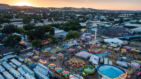 The California Mid-State Fair is a summer dose of fun drawing crowds to Paso Robles