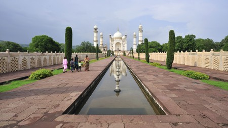 Bibi Ka Maqbara in Aurangabad is one of India's lesser-known yet unique attractions