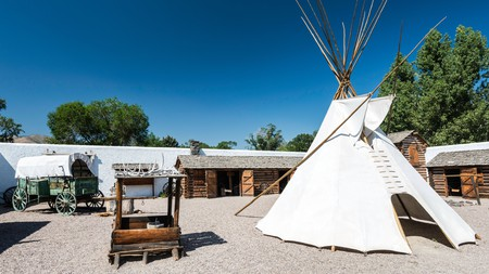 Learn about the history of the Oregon Trail in Pocatello, Idaho