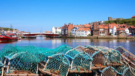 Whitby is a characterful coastal town with many charming accommodation options to match