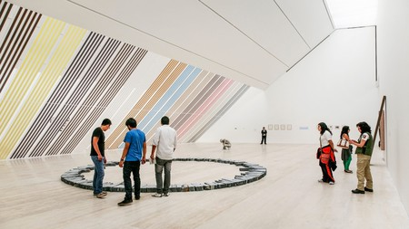 Museo Jumex is sometimes known as the MoMA of Mexico City