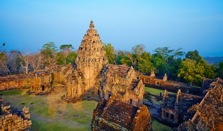 Phanom Rung is a stunning temple you can't miss on a visit to Isaan