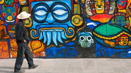 Going solo is a liberating experience in Mexico City
