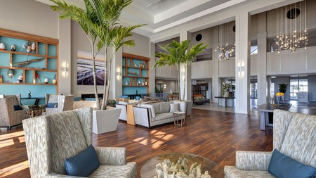 This Sheraton will impress you from the moment you step inside the lobby