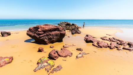 Phillip Island, home to Red Rocks Beach, is one of many must-see destinations in Victoria