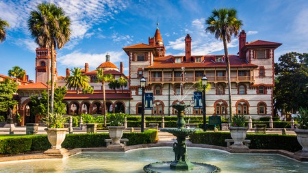 Florida's St. Augustine is worth a trip to see historic sites like Ponce de Leon Hall, built as a hotel in the late 1800s for oil magnate Henry Flagler