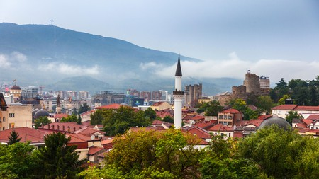 Skopje, North Macedonia's energetic capital, presents a curious blend of cultures to explore
