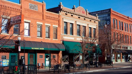 Pueblo's Union Avenue Historic District offers a glimpse into this Western mining town's storied past