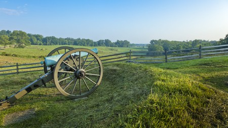 Visit the Gettysburg National Military Park, Gettysburg, Pennsylvania, and take your pet along too