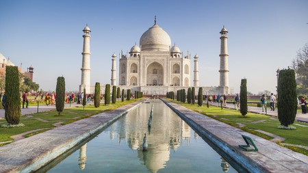 No trip to North India is complete without visiting the Taj Mahal in Agra