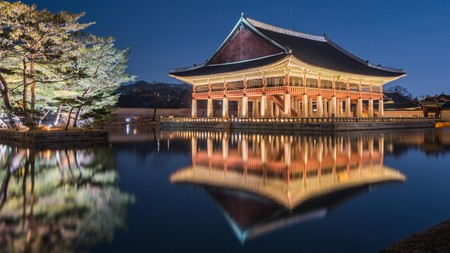 Seoul is home to an array of impressive royal palaces, including the 14th-century Gyeongbokgung