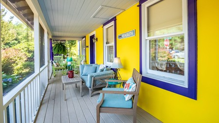 Homestead Bed and Breakfast provides a relaxing place for you and your pet