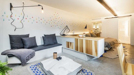 Hotel Carlota offers light rooms with no end of slick design flourishes