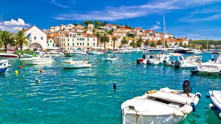 Hvar is known as one of Croatia's sunniest islands
