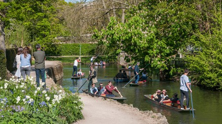 Punting on the River Cherwell is one classic activity you can't miss in Oxford