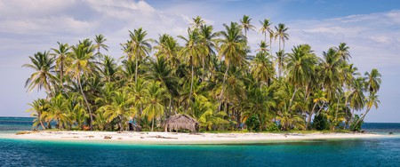 The San Blas islands offer some of the most idyllic beaches in the world, and they're only a short hop from Panama City
