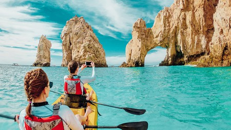 A kayak outing on the Sea of Cortez gives a fresh perspective on the Baja California shoreline