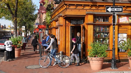 Hip and happening Baltimore is full of fun things to do