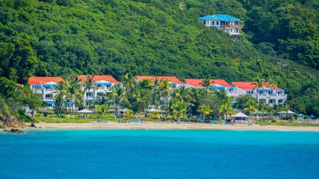 The US Virgin Islands are a great destination for swimming, diving and sampling a spot of rum